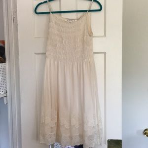 Flowy Max Studio dress